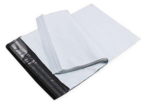 0930  POD pouch Secure Tamper Proof Courier Bags,100 pcs (7.5 x 7.5 Inch) -