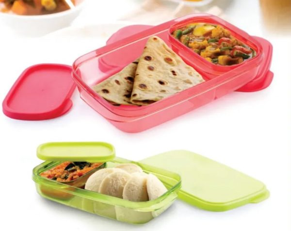 2390 Leak Proof and Microwave Safe Lunch Box -