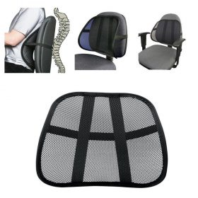 1511 Mesh Ventilation Back Rest with Support -