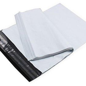 0927 Tamper Proof Polybag Pouches Cover for Shipping Packing (Size 6 x 8) -