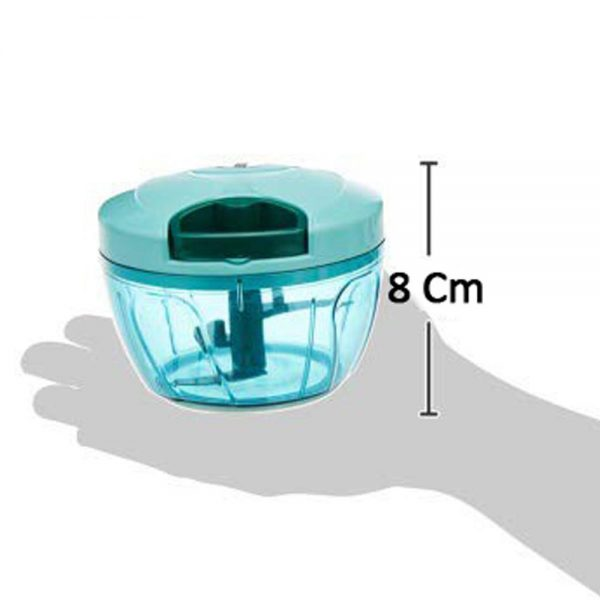 2336 Manual Handy and Compact Vegetable Chopper/Blender -