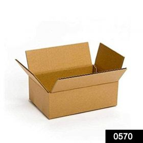 0570 Brown Box For Product Packing -