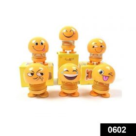 0602 Emoticon Figure Smiling Face Spring Doll -