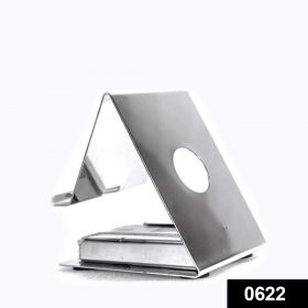 0622 Mobile Phone Metal Stand (Silver) -