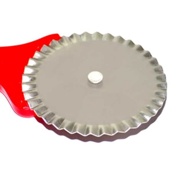 0725 Stainless Steel Pizza Cutter/Pastry Cutter/Sandwiches Cutter -