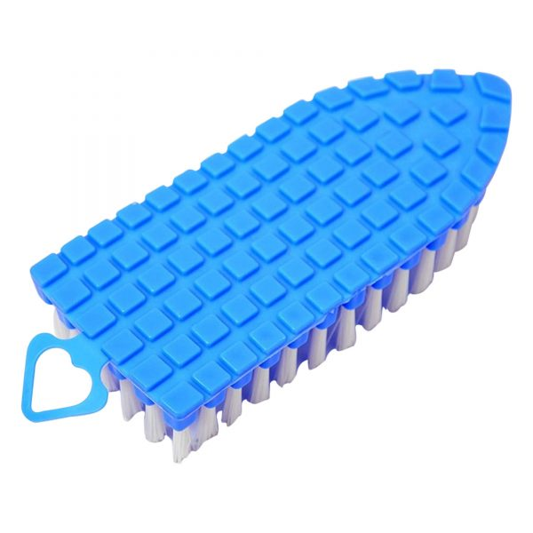 1427 Flexible Plastic Cleaning Brush for Home, Kitchen and Bathroom, -