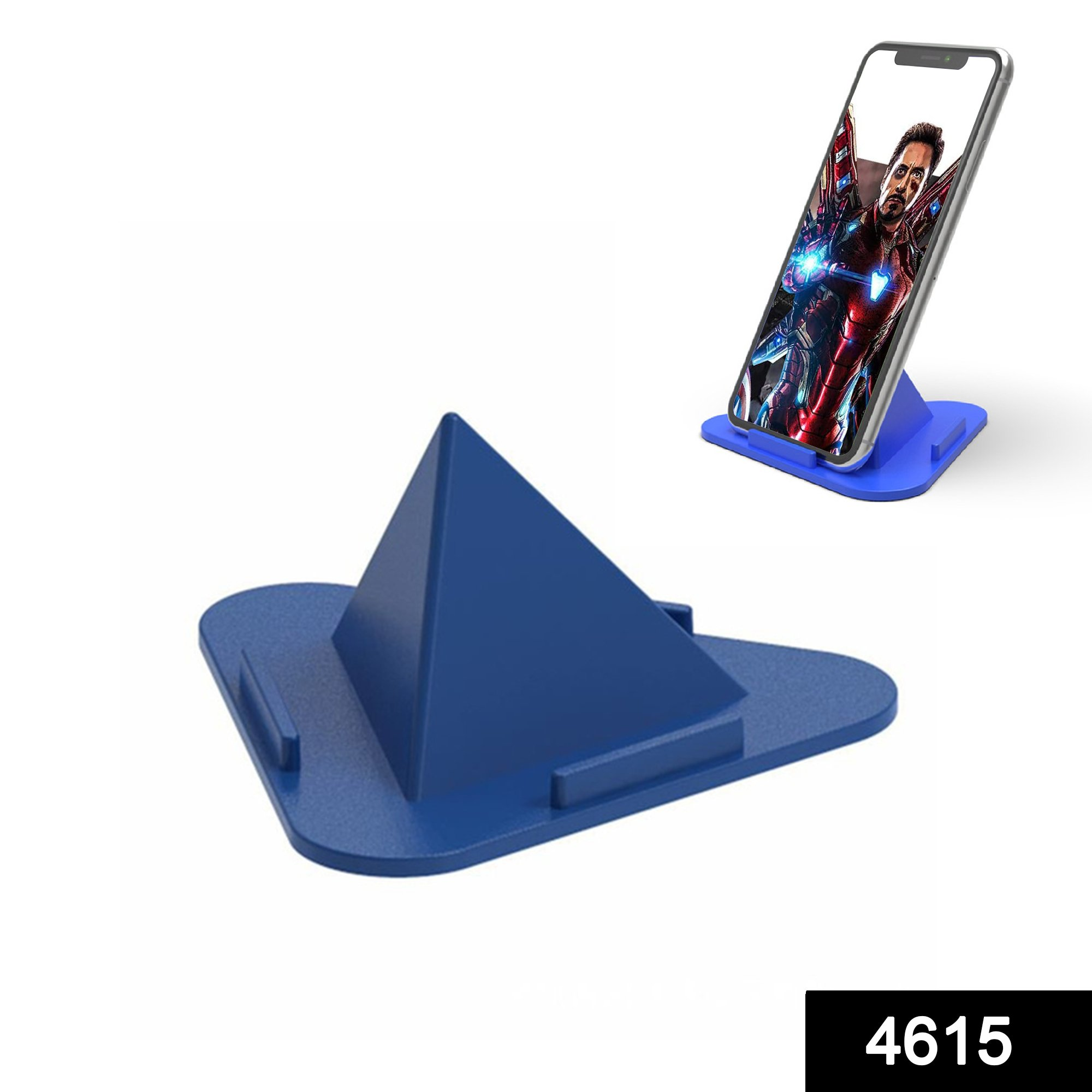 4615 Pyramid Mobile Stand with 3 Different Inclined Angles -