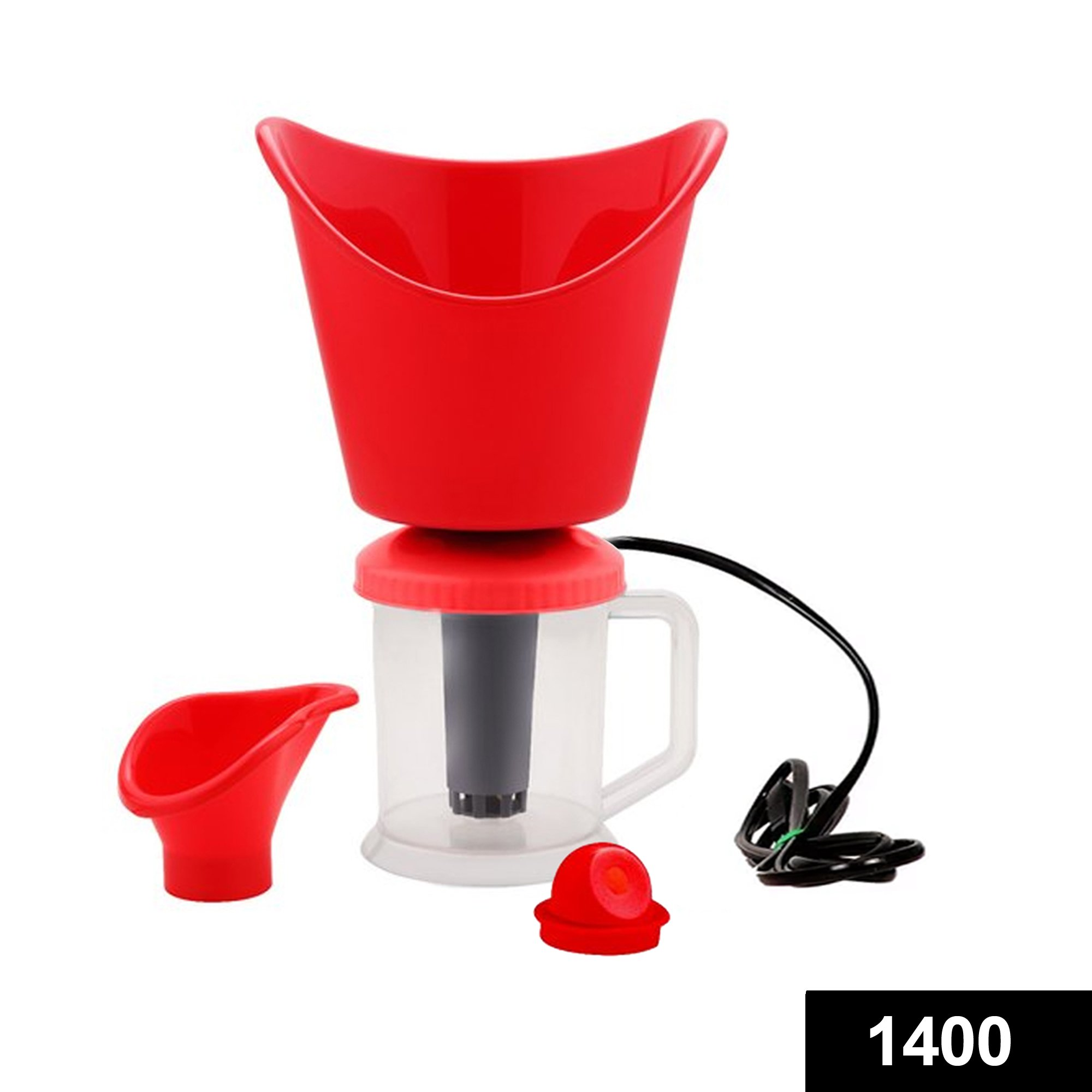 1400 Premium 3 in 1 Vaporiser steamer for cough and cold -