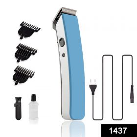 1437 NS-216 rechargeable cordless hair and beard trimmer for men's -