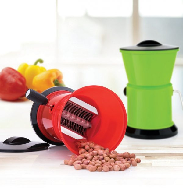 2215 Vegetable and Dry Fruit Cutter with Stainless Steel Blades -