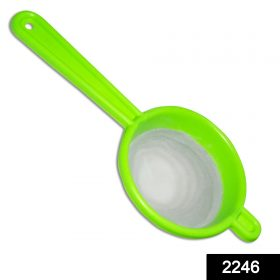 2246 Tea and Coffee Strainers (Multicolour) -