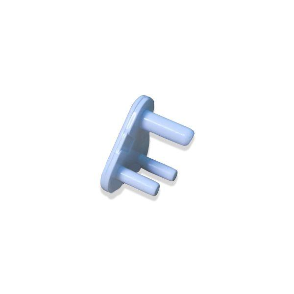 1230 Safety Cover Guards for Electric Socket Plug  (Small) -