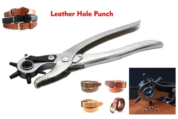 0440 Revolving Leather Punch Plier -