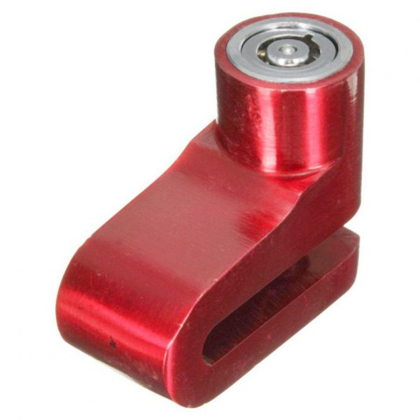 1529 Disc Lock Security for Motorcycles Scooters Bikes -
