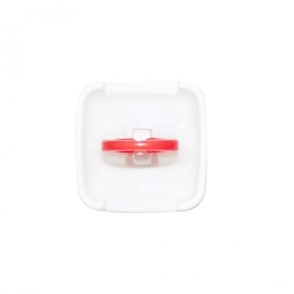 0852 Airtight Kitchen Container with Flip Lock for Multipurpose Use (400 ml) -
