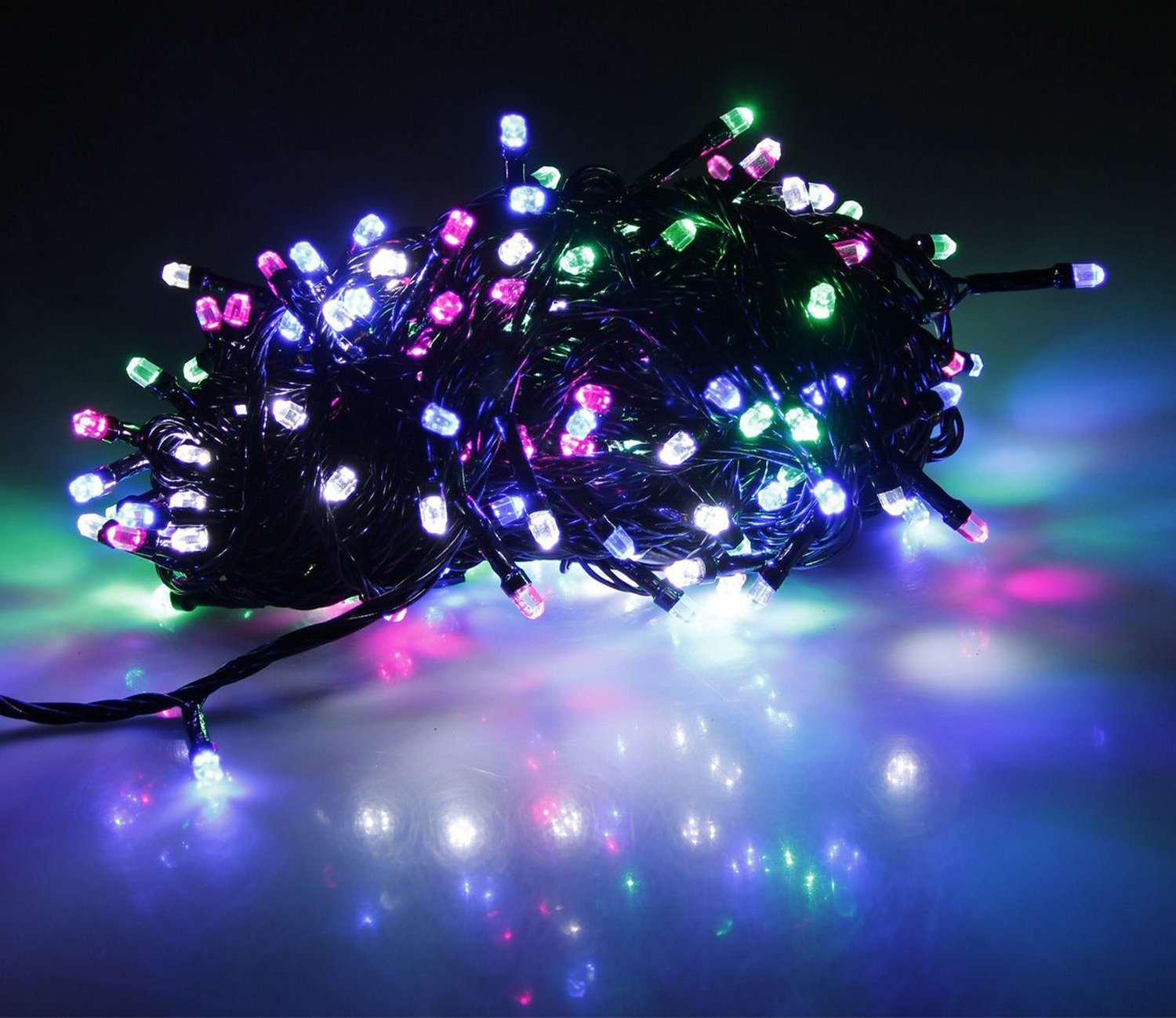 1225 Diamond Bling Light and Room Decor and Home Decoration (4 Meters) -