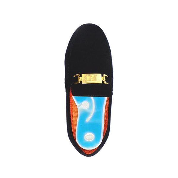 1614 Silicone Gel Shoe Pads Foot Insoles Cushion Pad (1Pair) -