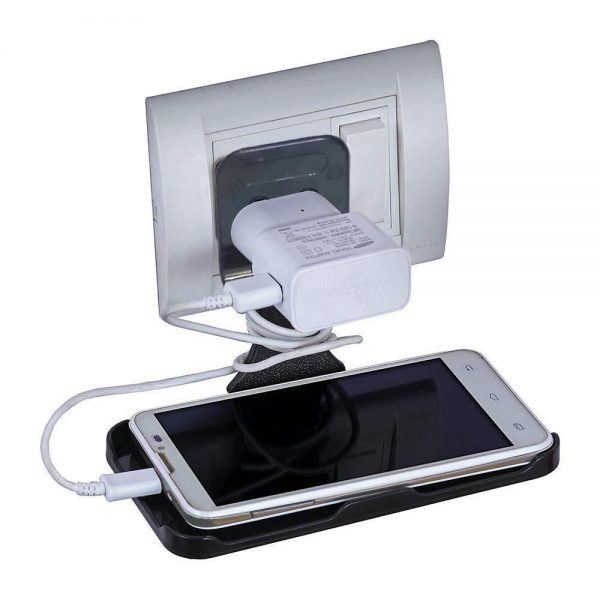 0289 Wall Holder for Phone Charging Stand Mobile with Holder -