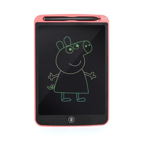 1360 LCD Portable Writing Pad/Tablet for Kids - 8.5 Inch -