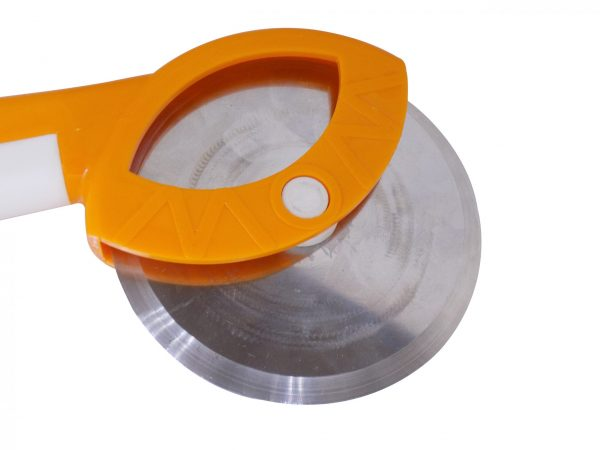 0898 Premium Stainless Steel Pizza/Pastry/Sandwiches Cutter -