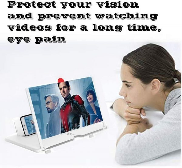 1333 Mobile Phone Video Screen Magnifier Amplifier for Eyes Protection -