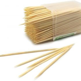 0834 Wooden Toothpicks with Dispenser Box -