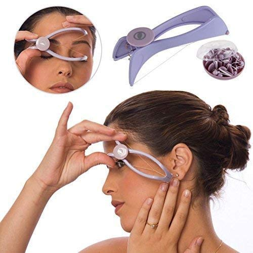1214 Silique Hair Threading and Removal System -