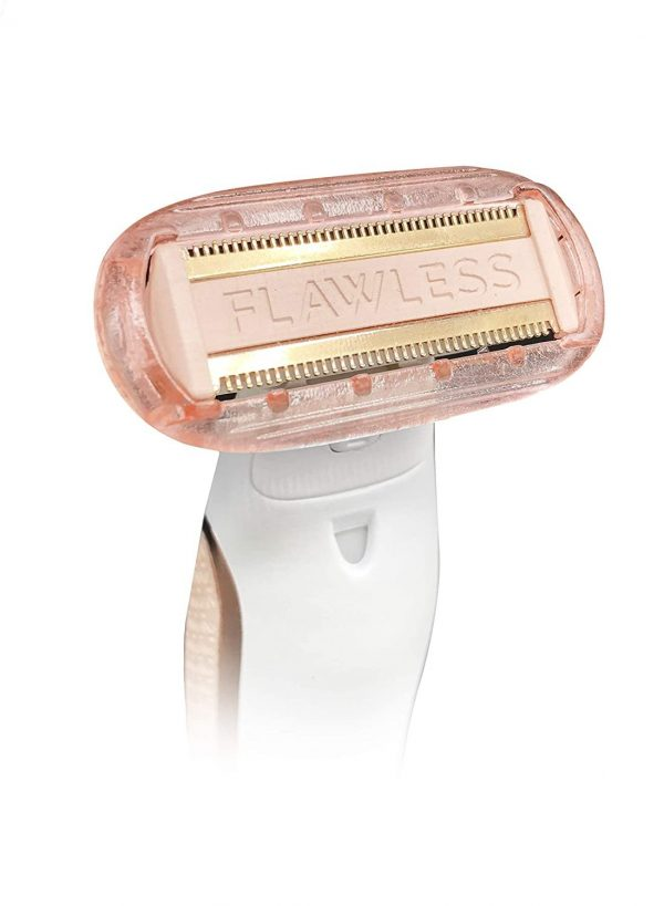 0404 Flawless Body Total Body Hair Remover -