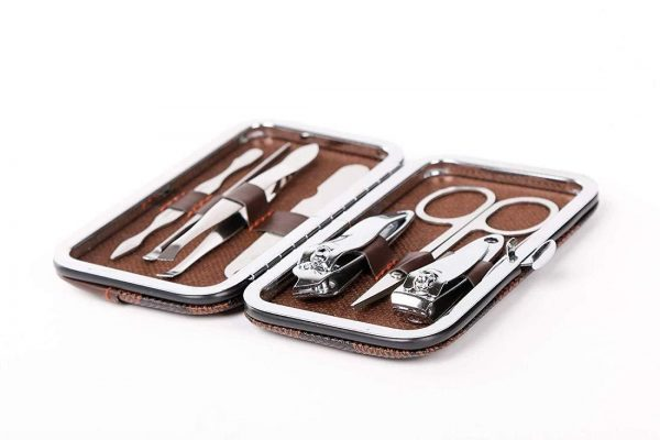 0529 Pedicure & Manicure Tools Kit  (7in1) -