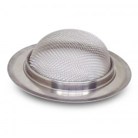 0790 Large Stainless Steel Sink/Wash Basin Drain Strainer -