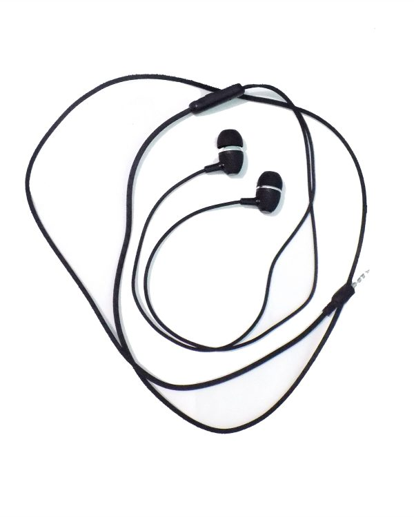 1269 Bass heads in Ear Wired Earphones with Mic -