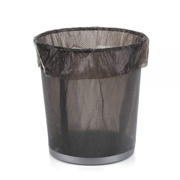 1504 Disposable Eco-friendly Garbage/Dustbin/Trash Bag (Pack of 30) (Size 19X21) -