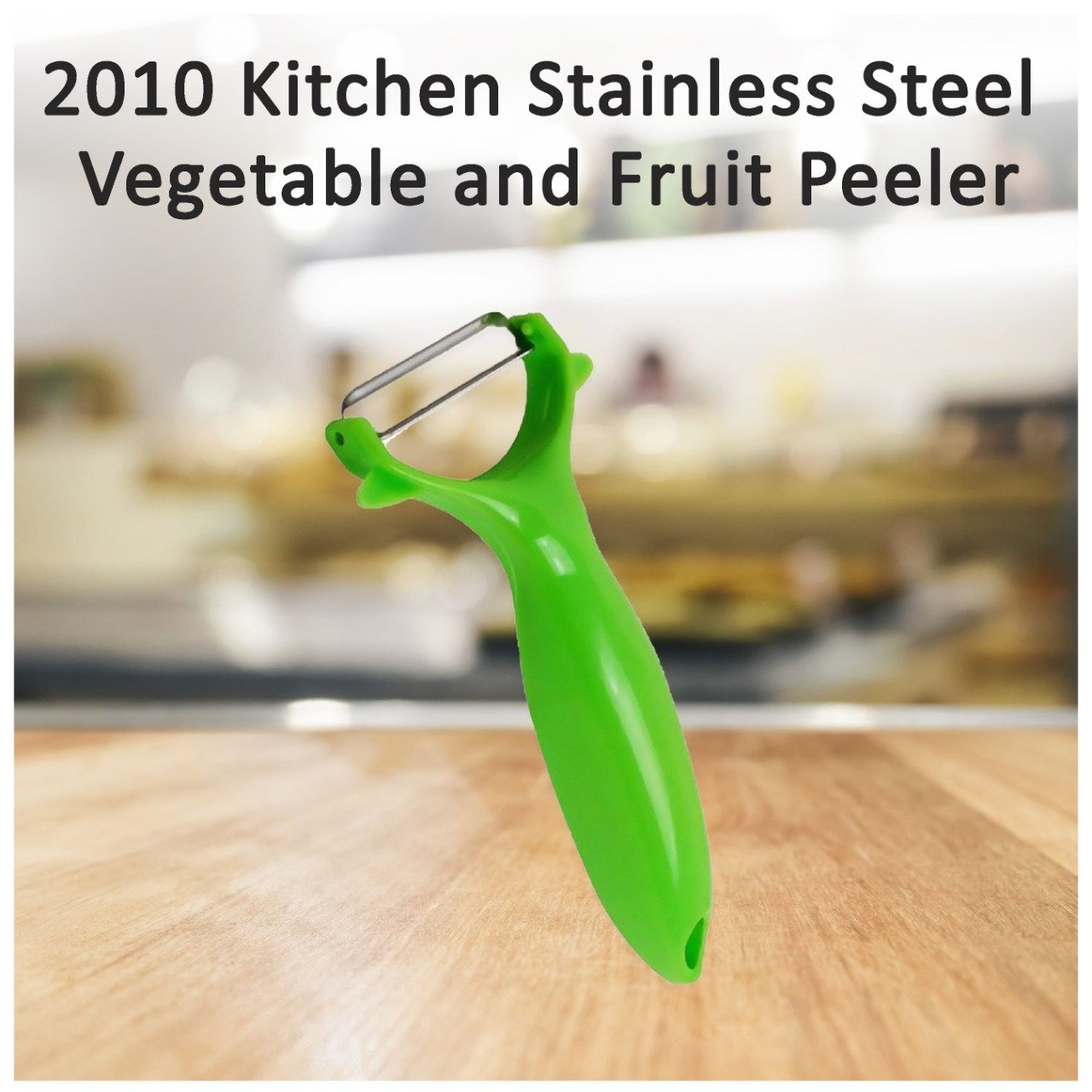 2010 Kitchen Stainless Steel Vegetable and Fruit Peeler -