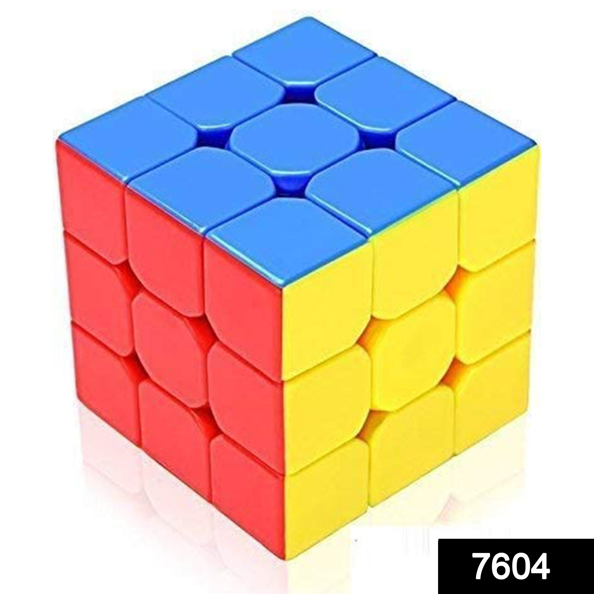 7604 High Speed Multicolor Cube -
