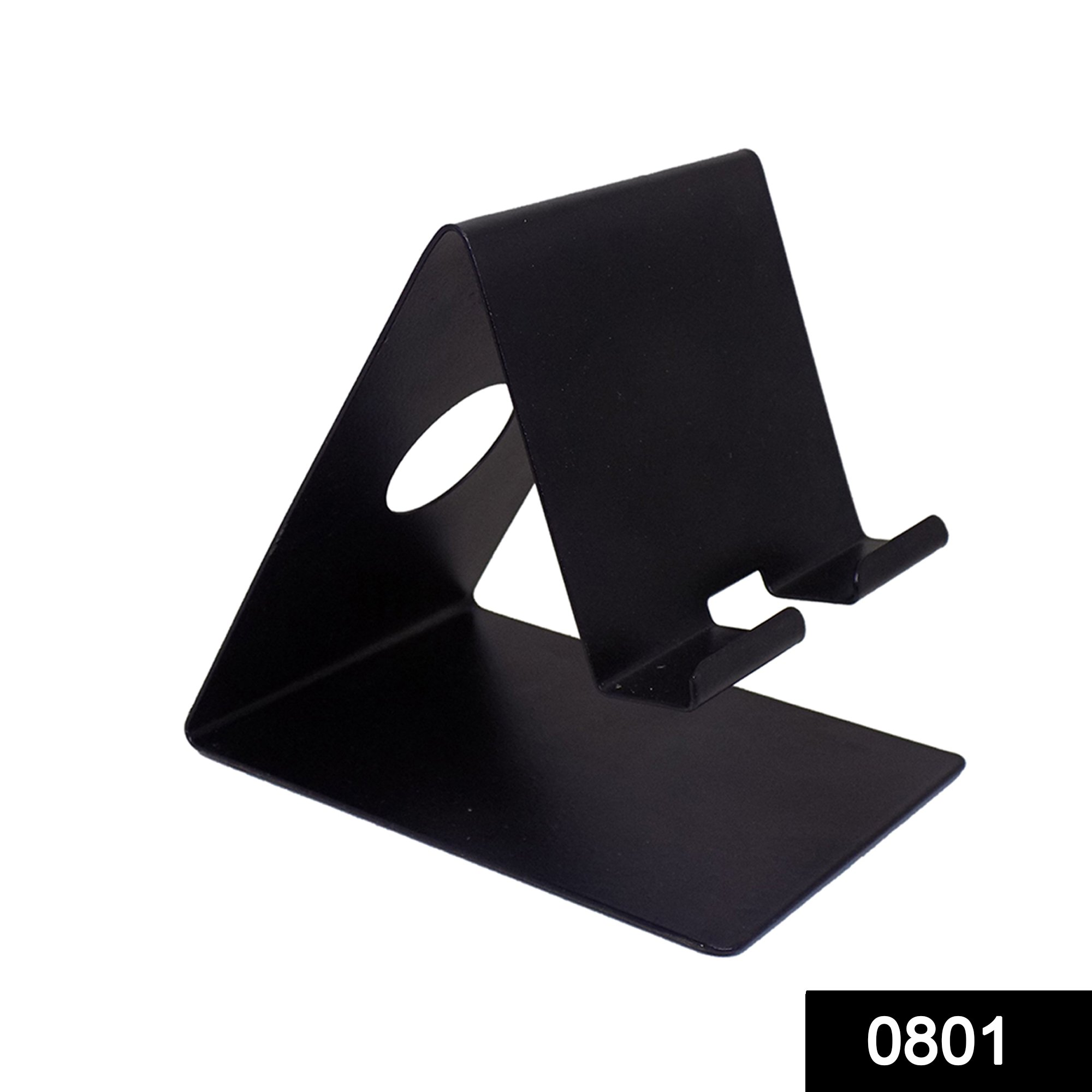 0801 Metal Stand Holder for Mobile Phone and Tablet -