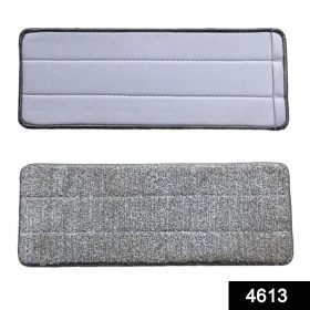 4613 Microfiber Cleaning Pads Replacement Heads -