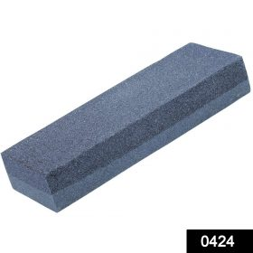 0424 Silicone Carbide Combination Stone Knife Sharpener for Both Knives and Tools -