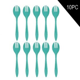 2181 Heavy Duty Dinner Table Forks for Home Kitchen (Pack of 10) -