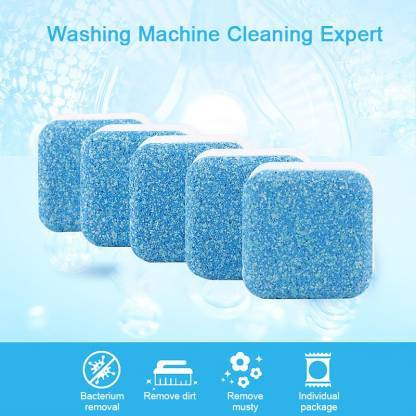 1402 Washing Machine Stain Tank Cleaner Deep Cleaning Detergent Tablet ( 1pc ) -