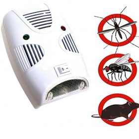 1246 Mosquito Repeller Rat Pest Repellent for Rats, Cockroach, Mosquito, Home Pest -