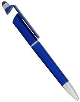 1594 3 in 1 Ballpoint Function Stylus Pen with Mobile Stand -