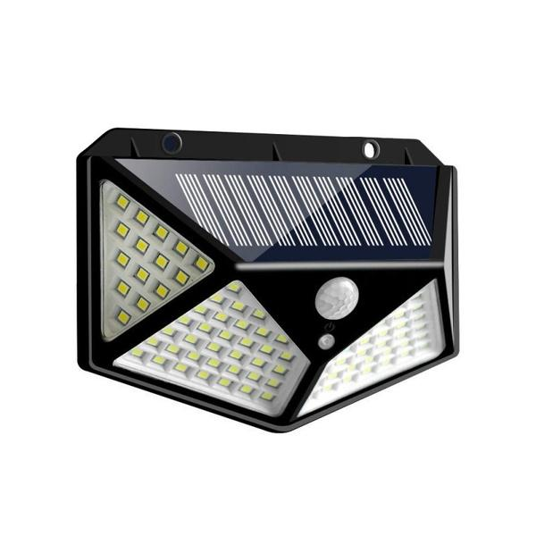 1255 Solar Lights for Garden LED Security Lamp for Home, Outdoors Pathways -