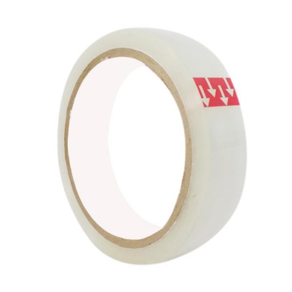 1543 Transparent Adhesive Strong Tape Rolls 1 Inch for Multipurpose Packing Use -